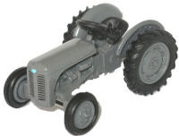 Oxford Diecast Ferguson TEA Tractor - Grey - 76TEA001