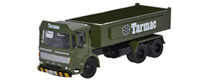 Oxford Diecast AEC Ergomatic 6 Wheel Tipper - Tarmac - 76TIP004