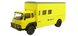 Oxford Diecast Bedford TK - British Rail Yellow - 76TK002