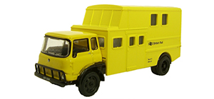 Oxford Diecast Bedford TK - British Rail Yellow 2 - 76TK003