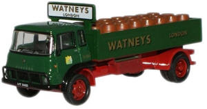 Oxford Diecast Watneys Bedford TK Barrel Truck