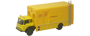 Oxford Diecast British Rail Bedford TK Mobile Workshop - 76TK008