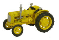 New Modellers Shop - Oxford Diecast - Yellow Fordson Tractor - 76TRAC003
