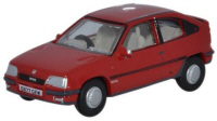 Oxford Diecast Vauxhall Astra Mk2 - Red - 76VV002