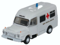 NBED006 - Bedford J1 Ambulance Army Medical Services - N-Gauge