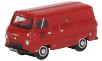 NFDE004 - Oxford Diecast Ford 400E - Royal Mail