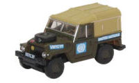 NLRL001 - Oxford Diecast Land Rover Lightweight United Nations