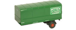 New Modellers Shop - Oxford Diecast - Southern Trailer - 76MH008T