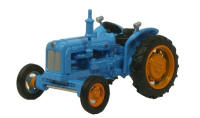 New Modellers Shop - Oxford Diecast - Blue Fordson Tractor - 76TRAC001