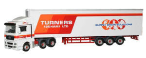 Oxford Diecast Man Turners of Soham - MAN01FR