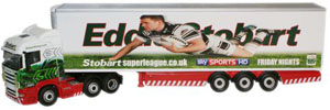 Oxford Diecast Scania Highline Stobart Super League - Hull FC - SHL02FR