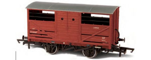 Oxford Rail - BR Cattle Wagon - OR76CAT001 | OR76CAT001B
