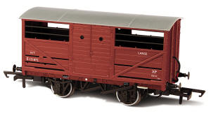 Oxford Rail - BR Cattle Wagon - OR76CAT001B