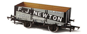 Oxford Rail FJ Newton 6 Plank Wagon OR76MW6003