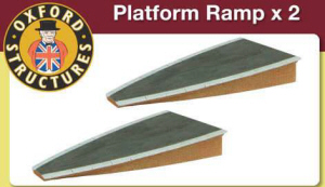 OS76R007 - Oxford Structures - Platform Ramp x2