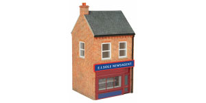 OS76T004 - Oxford Structures - Oxford Structures - E.I. Sole Newsagent