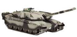 Revell - Challenger 1 - Main British Battle Tank - 1:72 (03183)