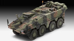 Revell - GTK Boxer Command Post NL - 1:72 (03283)