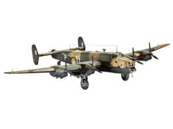 Revell - Hadley Page Halifax Mk1/11 - 1:72 (04670)