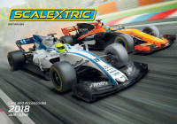 Scalextric 59th Edition 2018 Catalogue - (Jan to Jun) C8182