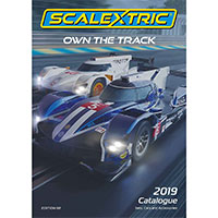 Scalextric 60th Edition 2019 Catalogue - C8184