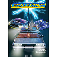 C8185 - Scalextric 2020 Catalogue