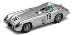 C3024 - Scalextric Mercedes-Benz Coupe SLR