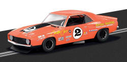 Scalextric Chevrolet Camaro 1969 - No.2 - C3611