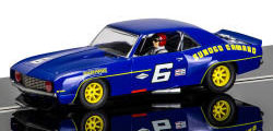 Scalextric Chevrolet Camaro 1969 - No.6 - C3650