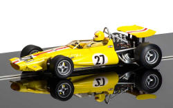 Scalextric Legends McLaren M7c - Jo Bonnier - C3698A