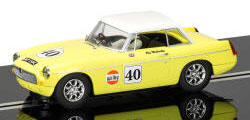 Scalextric MGB - Thoroughbred Sports Car Series - C3746