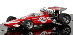 C3834A - Scalextric McLaren M7C John Surtees, 1970 Dutch GP Legend - Limited Edition