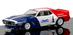 C3875 - Scalextric AMC Javelin Trans Am - George Follmer