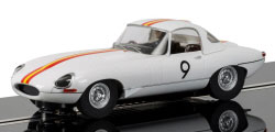 C3890 - Scalextric Jaguar E Type 1965 Bathurst No.9 Bob Jane