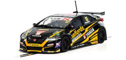 C3919 - Scalextric Honda Civic Type R NGTC - BTCC 2017 Gordon Shedden