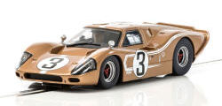 Scalextric Ford MKIV 1967 Mario Andretti / Lucien Bianchi - C3951