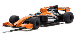 Scalextric 2017 McLaren Formula 1 Car Alonso - C3956