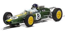C4068A - Scalextric Lotus 25, Jim Clark Monza 1963 First World Championship