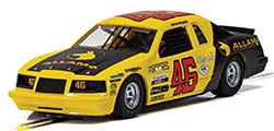 C4088 - Scalextric Ford Thunderbird - Yellow & Black No.46