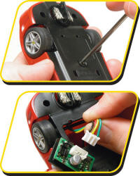 Scalextric Easyfit Digital Plug Fitting - C8515