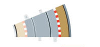 Scalextric Slot Car Model Shop - C8239 Scalextric Radius 2 Outer Borders / Barriers