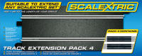 Scalextric Track - Scalextric Track Extension Pack 4 C8526