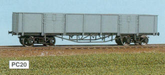 LNER Bogie Sulphate Wagon - PC20