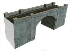 A14 - Superquick Kits - Blue Brick Bridge / Tunnel Entrance