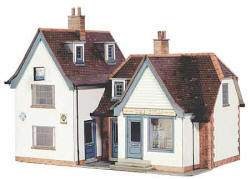 Superquick Model Card Kits - B21 The Swan Inn