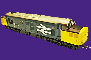 Model Railway Shop - ViTrains 37174 BR Blue Large Logo Class 37 - V2111