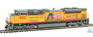WH910-9819 - Walthers Mainline - EMD SD70ACe Union Pacific 8310